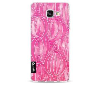 Pink Lanterns - Samsung Galaxy A5 (2016)