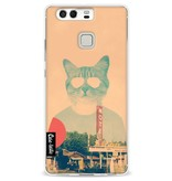 Casetastic Softcover Huawei P9 - Cool Cat