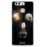 Casetastic Softcover Huawei P9 - Cave Skull