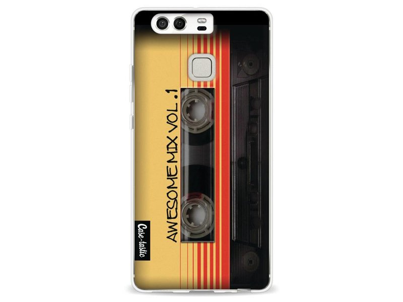 Casetastic Softcover Huawei P9 - Awesome Mix