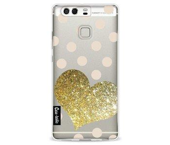 Glitter Heart - Huawei P9