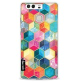 Casetastic Softcover Huawei P9 - Bohemian Honeycomb