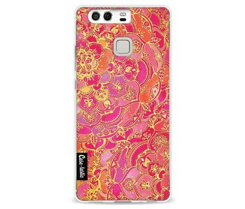 Hot Pink Barroque - Huawei P9