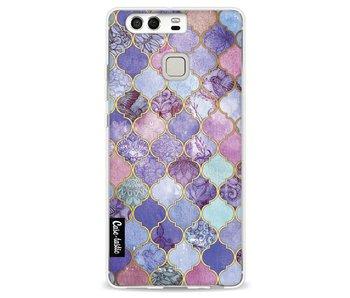 Purple Moroccan Tiles - Huawei P9