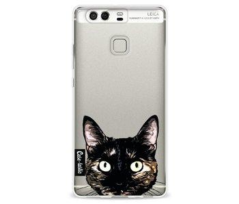Peeking Kitty - Huawei P9