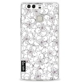 Casetastic Softcover Huawei P9 - Cherry Blossom Pink