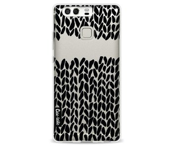 Missing Knit Black Transparent - Huawei P9