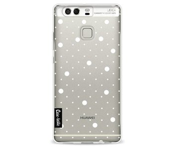Pin Points Polka Transparent - Huawei P9