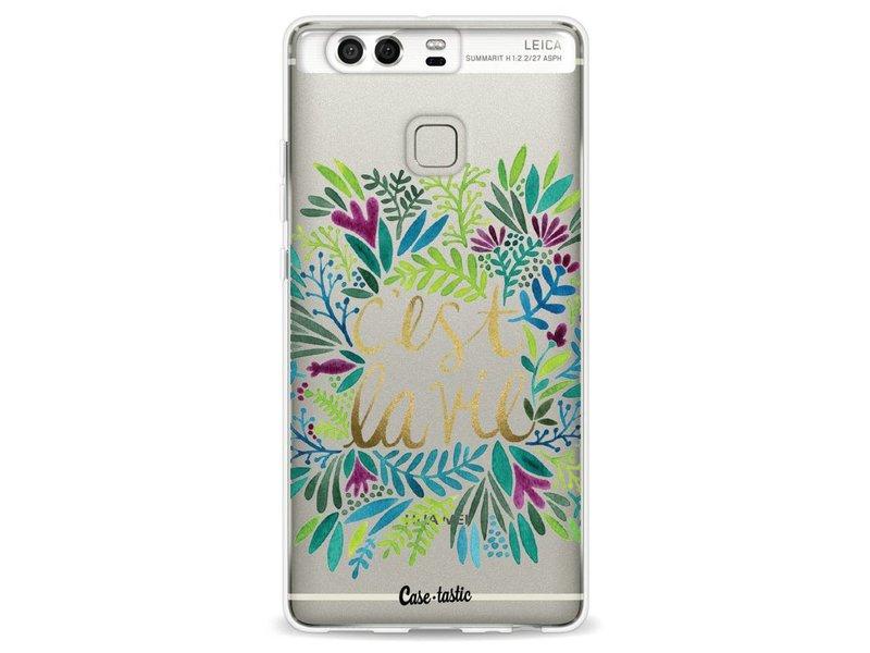 Casetastic Softcover Huawei P9 - Cest La Vie Multi