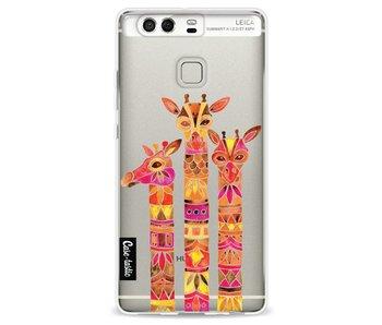 Fiery Giraffes - Huawei P9