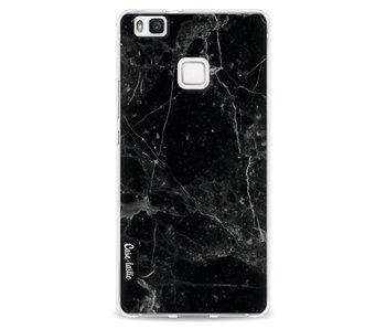 Black Marble - Huawei P9 Lite