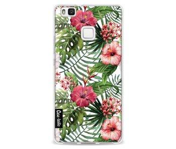 Tropical Flowers - Huawei P9 Lite