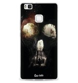 Casetastic Softcover Huawei P9 Lite - Cave Skull