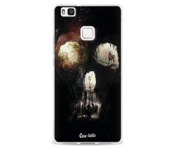 Cave Skull - Huawei P9 Lite