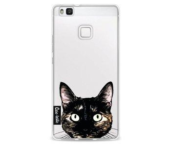 Peeking Kitty - Huawei P9 Lite
