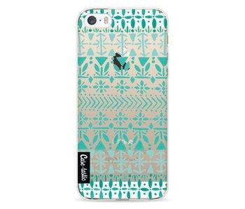 Norwegian Turquoise - Apple iPhone 5 / 5s / SE