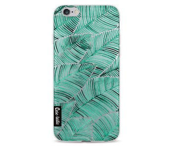 Tropical Leaves Turquoise - Apple iPhone 6 / 6s