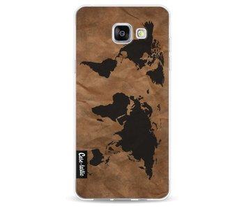 World Map - Samsung Galaxy A5 (2016)
