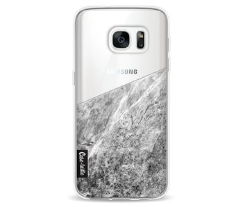 Marble Transparent - Samsung Galaxy S7