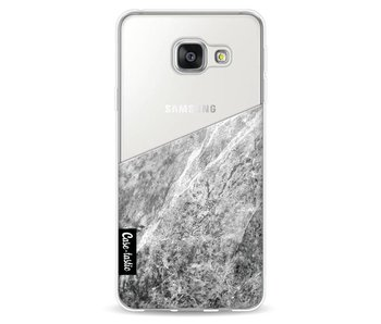 Marble Transparent - Samsung Galaxy A3 (2016)
