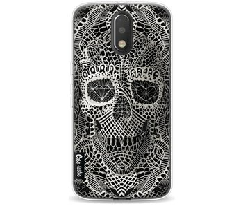 Lace Skull - Motorola Moto G4 / G4 Plus