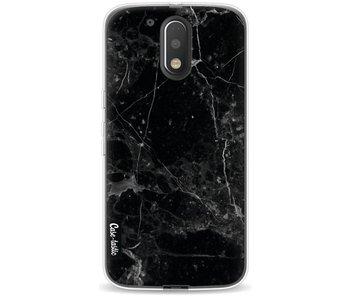 Black Marble - Motorola Moto G4 / G4 Plus