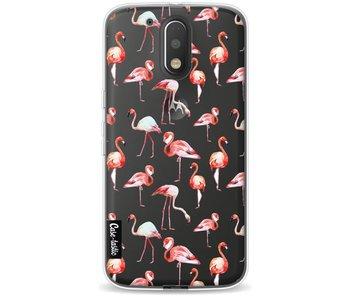 Flamingo Party - Motorola Moto G4 / G4 Plus