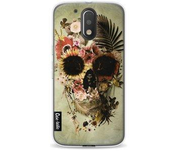 Garden Skull Light - Motorola Moto G4 / G4 Plus