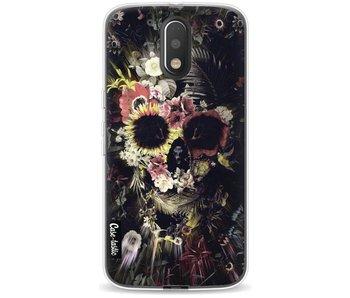 Garden Skull - Motorola Moto G4 / G4 Plus