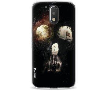 Cave Skull - Motorola Moto G4 / G4 Plus