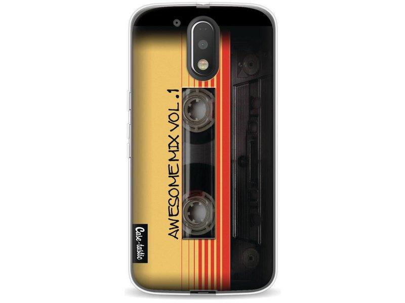 Casetastic Softcover Motorola Moto G4 / G4 Plus - Awesome Mix