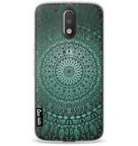 Casetastic Softcover Motorola Moto G4 / G4 Plus - Chic Mandala