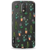 Casetastic Softcover Motorola Moto G4 / G4 Plus - Cactus Dream