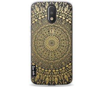 Gold Mandala - Motorola Moto G4 / G4 Plus