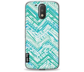 Mint Tribal - Motorola Moto G4 / G4 Plus