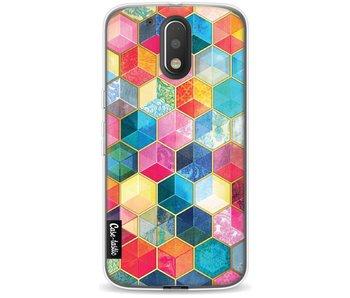 Bohemian Honeycomb - Motorola Moto G4 / G4 Plus