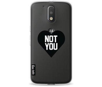 Not You - Motorola Moto G4 / G4 Plus