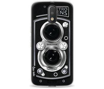 Camera Retro Lens - Motorola Moto G4 / G4 Plus