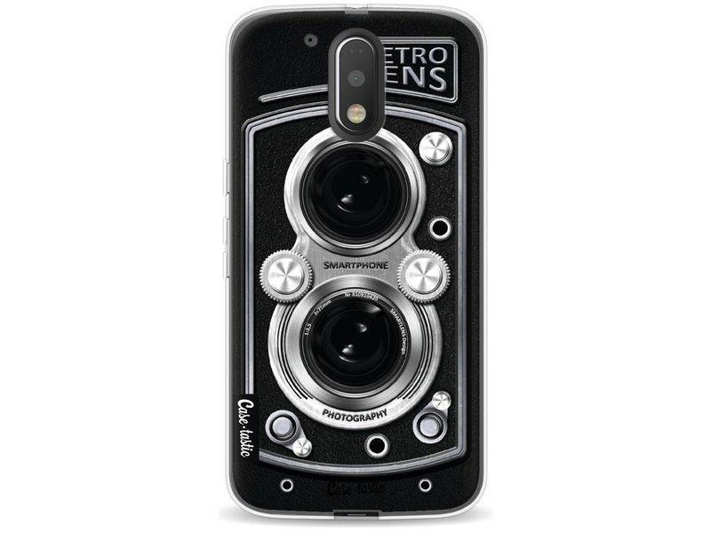 Casetastic Softcover Motorola Moto G4 / G4 Plus - Camera Retro Lens