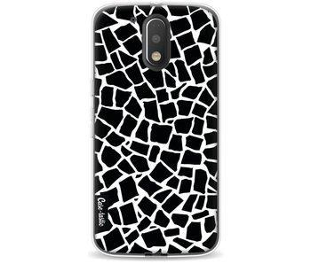 British Mosaic Black - Motorola Moto G4 / G4 Plus
