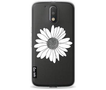 Daisy Transparent - Motorola Moto G4 / G4 Plus