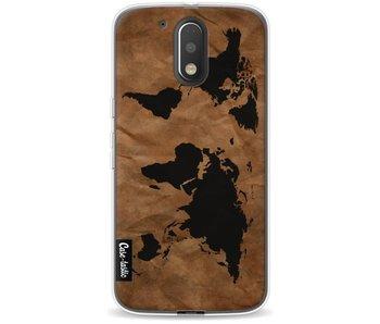 World Map - Motorola Moto G4 / G4 Plus