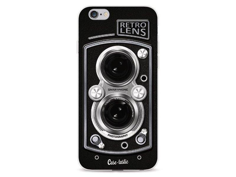 Casetastic Softcover Apple iPhone 6 / 6s  - Camera Retro Lens