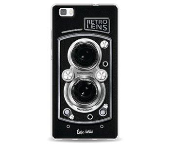 Camera Retro Lens - Huawei P8 Lite