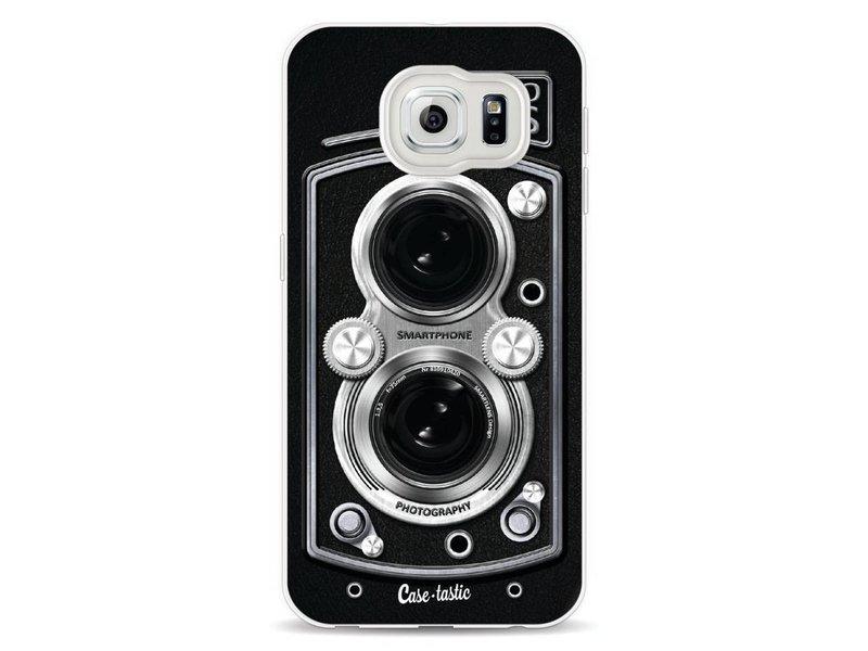 Casetastic Softcover Samsung Galaxy S6 - Camera Retro Lens