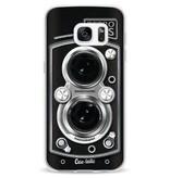 Casetastic Softcover Samsung Galaxy S7 - Camera Retro Lens