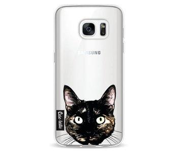 Peeking Kitty - Samsung Galaxy S7
