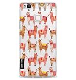 Casetastic Softcover Huawei P9 Lite - Alpacas