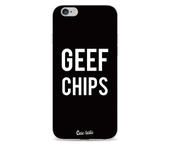 Geef Chips - Apple iPhone 6 / 6s