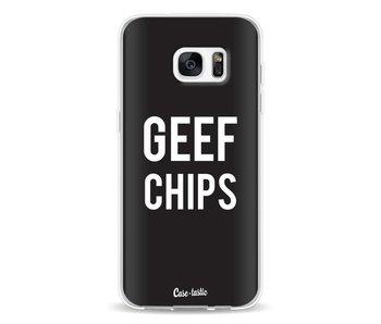 Geef Chips - Samsung Galaxy S7 Edge